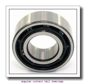 FAG 3207-B-2ZR-TVH  Angular Contact Ball Bearings