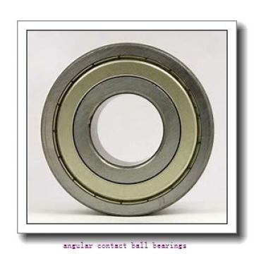 35 mm x 72 mm x 17 mm  FAG 7602035-TVP  Angular Contact Ball Bearings