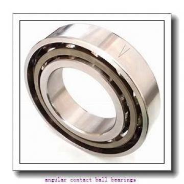 1.181 Inch | 30 Millimeter x 2.835 Inch | 72 Millimeter x 0.748 Inch | 19 Millimeter  INA 7306-B-E  Angular Contact Ball Bearings