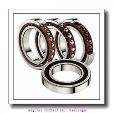 2.559 Inch | 65 Millimeter x 4.724 Inch | 120 Millimeter x 1.5 Inch | 38.1 Millimeter  INA 3213  Angular Contact Ball Bearings