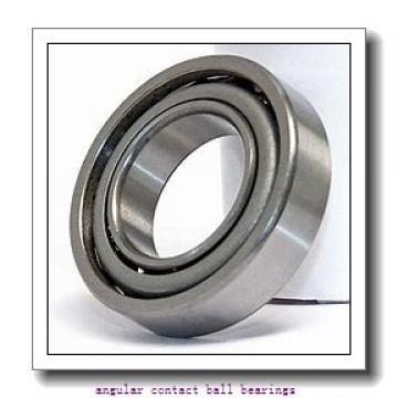 FAG QJ320-N2-MPA-T42A  Angular Contact Ball Bearings