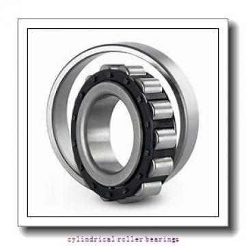 3.543 Inch | 90 Millimeter x 7.48 Inch | 190 Millimeter x 1.693 Inch | 43 Millimeter  CONSOLIDATED BEARING N-318 M C/3  Cylindrical Roller Bearings