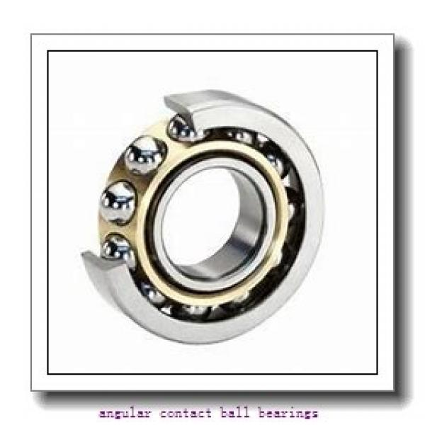 0.669 Inch | 17 Millimeter x 1.575 Inch | 40 Millimeter x 0.472 Inch | 12 Millimeter  INA 7203-B-E-2RS  Angular Contact Ball Bearings #2 image