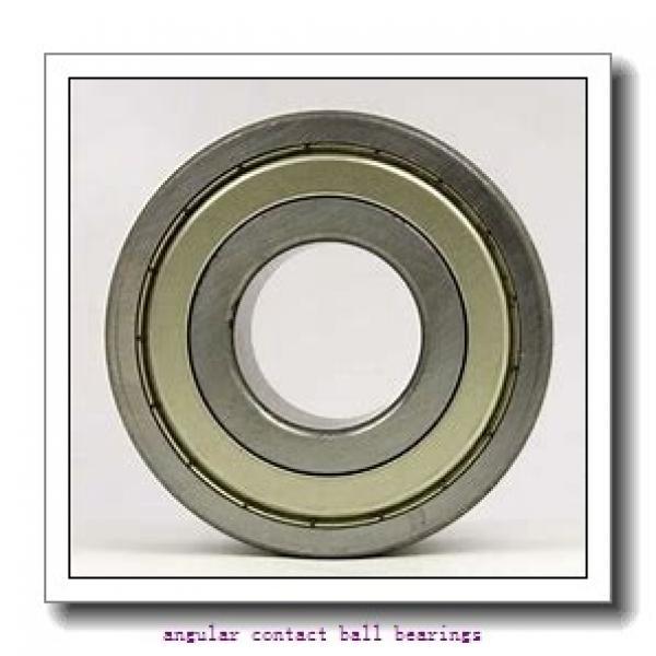 2.756 Inch | 70 Millimeter x 5.906 Inch | 150 Millimeter x 2.5 Inch | 63.5 Millimeter  NSK 3314M  Angular Contact Ball Bearings #2 image