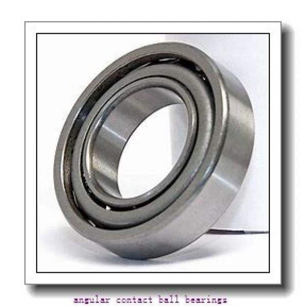 3.74 Inch | 95 Millimeter x 6.693 Inch | 170 Millimeter x 1.26 Inch | 32 Millimeter  KOYO 7219BG  Angular Contact Ball Bearings #1 image